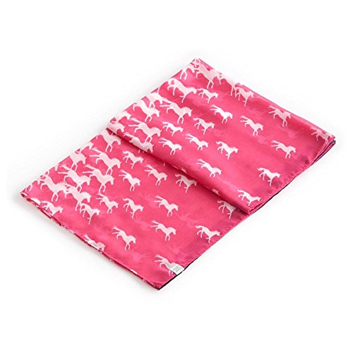 joules-wensley-cerise-pink-horse-one-size