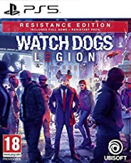 PS5 Watch Dogs Legion: Resistance Edition