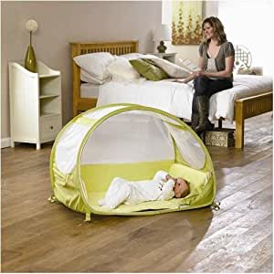 samsonite lit de voyage pop up bubble 2eme ge lemon. Black Bedroom Furniture Sets. Home Design Ideas