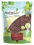 Pennini di cacao Bio by Food to Live (Biologico, Organic, Non ogm, non zuccherato, sfuso) — 1 Libbra