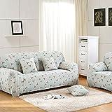 DW&HX Volltonfarbe sofa slipcover,Möbel-protektor für 1 2 3 4 kissen sofa kinderteppich hund-B 4 Sitzer