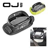 OJ Smartphone-Halterung für die Lenkstange M089, kompatibel mit Piaggio MP3 500 Sport, für Motorräder und Motorroller