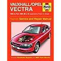Haynes Workshop Manual Vectra 95 - 99