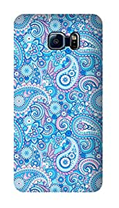 SWAG my CASE PRINTED BACK COVER FOR SAMSUNG GALAXY S6 Multicolor
