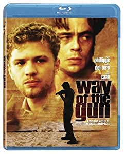 Way of the Gun  [2000] [US Import] [Blu-ray] [Region A]