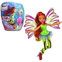 Winx Club - Sirenix Fairy - Hada Flora Muñeca 28cm