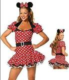 Gorgeous Rollenspiele Mickey Mickey Mouse -Spiel Halloween-Kostüme Uniformen Diskothek ds Sängern aus dem Verkehr