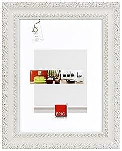 brio 31430 cadre photo flanella blanc a4 20 x 30 cm cuisine maison. Black Bedroom Furniture Sets. Home Design Ideas