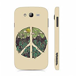 Samsung Galaxy Grand Peace Out! designer mobile hard shell case by Enthopia