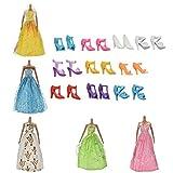 5pcs Abendhochzeitskleid für Barbies Puppe und 10 Paar Barbie Schuhe, Stil zufällig