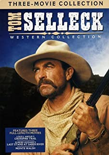 Tom Selleck Western Collection [DVD] [Region 1] [US Import] [NTSC] (B002LII6PU) | Amazon Products