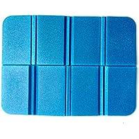 LUFA Outdoor Foldable EVA Floor Mat Portable Waterproof Seat Pad Cushion Outdoor Park red