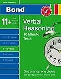 Bond 10 Minute Tests Verbal Reasoning 9-10 years