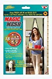 #7: Household Magic Mesh Screen Door Net with magnets Anti Insects Mosquito Flies Bugs Curtain