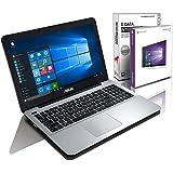 Asus Gaming F555LB 39,6 cm (15,6 Zoll HD) Notebook (Intel Core i5 5200U, 8GB RAM, 1000GB S-ATA HDD, NVIDIA GeForce 940M 2GB, HDMI, Win 10 Professional) schwarz #4988
