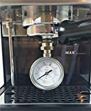 Kitchen - Portafilter Pressure Gauge Tester For Coffee Espresso Machines