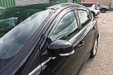 Autoclover Wind Deflectors Set for Ford Focus MK3 2011 - 2018 5 Door Hatchback (4 pieces)