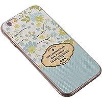 TPU Coque iphone 6plus/6splus 5.5,Téléphone Couverture case cover pour Apple iPhone6plus/6splus 5.5 Orchidées