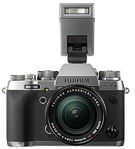 Fujifilm X-T2 Digital Camera - Graphite Silver