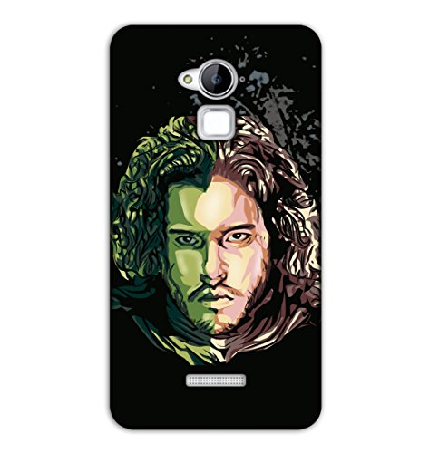 Happoz Coolpad Note 3 Lite Cases Back Cover Mobile Pouches Shell Hard Plastic Graphic Armour Premium Printed Designer Cartoon Girl 3D Funky Fancy Slim Graffiti Imported Cute Colurful Stylish Boys D426