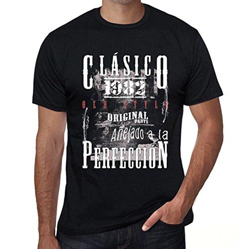 1982, tshirt vintage, geschenke tshirt (Vintage T-shirt 1982 Herren)