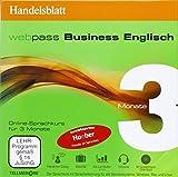 TELLMEMORE Webpass Business Englisch (3 Monate): Online Sprachkurs für Business Englisch/1 Karte mit Accesscode zur Online-Nutzung inklusive Headset