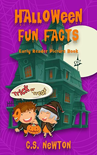 Halloween Fun Facts: Early Reader Picture Book (English Edition)