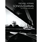 Songs & Arias for Soprano and Piano