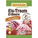 Biovegan Eis-Traum Erdbeere - Bio - 86g