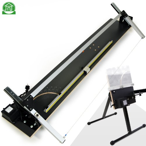 Schnittlänge 1.300 mm   Trafo 200 Watt   Standfuß   Styroporschneider Easycutter
