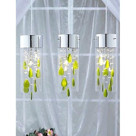 Illuminazione jiaily cristallo artistico Le luci pendenti con decorazioni in
