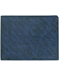 Laurels Dexter Blue Men's Wallet (LW-DXTR-03)