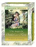 Das magische Orakel der Feen: Kartendeck mit 44 Karten und Booklet - Doreen Virtue