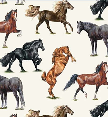fat-quarter-horse-breeds-horses-100-cotton-quilting-fabric-elizabeths-studio