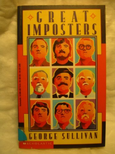 Great Imposters by George Sullivan (1994-12-31)