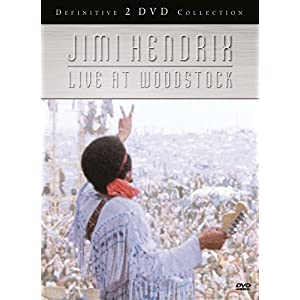 Live At Woodstock [DVD] [2010]