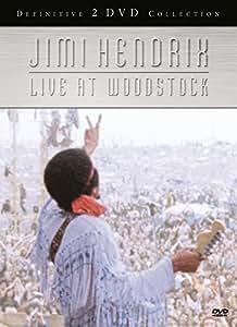 Jimi Hendrix - Live at Woodstock [2 DVDs]