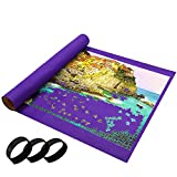Giant Jumbo Jigsaw Roll Up Puzzle Storage Mat Tube Store up to 3000