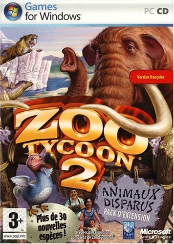 Zoo Tycoon 2: Animaux disparus