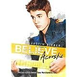 Schlüsselanhänger Justin Bieber (Acoustic) (4x 9cm)