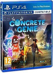 PS4 Concrete Genie (PS4)