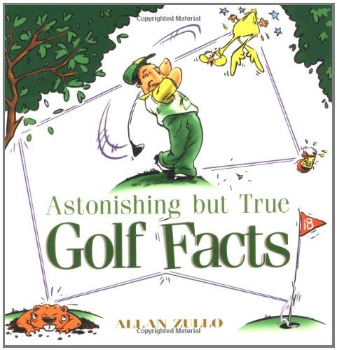 Astonishing But True Golf Facts PDF Books