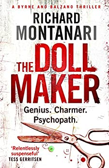 The Doll Maker par [Montanari, Richard]