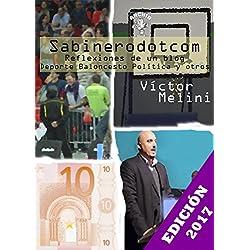 Sabinerodotcom: Reflexiones de un Blog (Deporte, Baloncesto, política y otros)