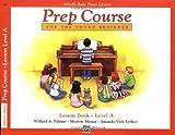 Alfred's Basic Piano Prep Course Lesson Book, Bk A: For the Young Beginner (Alfred's Basic Piano Library)