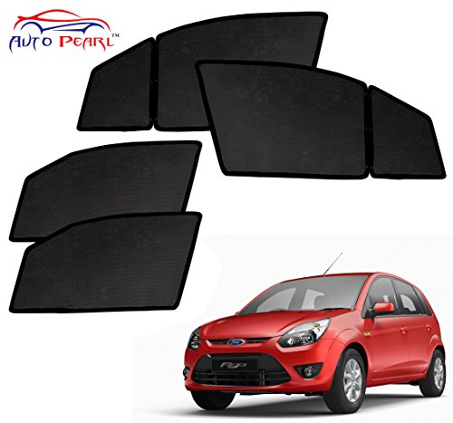 auto pearl - premium quality day and night magnetic sun shades car curtain for - ford figo - set of 4 pcs Auto Pearl – Premium Quality Day and Night Magnetic Sun Shades Car Curtain For – Ford Figo – Set of 4 Pcs 51okuDhCMbL