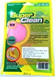 Super Clean-Hight Tech Cleaning Gel Compound-Catches Dirt & Kills Germs-Pink