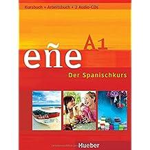 eñe A1 Kursbuch + Arbeitsbuch + 2 Audio-CDs