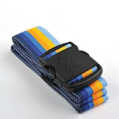 Safety Luggage Strap 5 cm Wide - (Colours May Vary From That Shown) - inexpensive UK light shop.