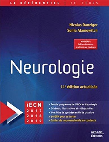 Neurologie par Nicolas Danziger